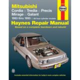 Haynes Automotive Manual, 68020