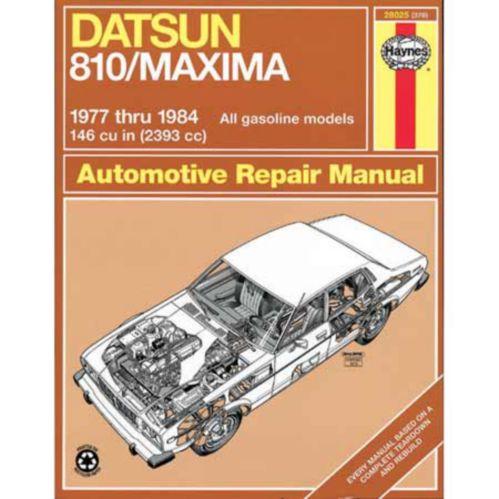 Haynes Automotive Manual, 28025 Product image