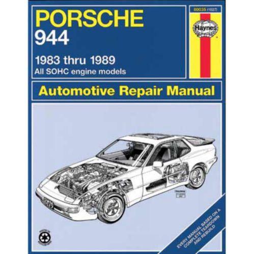 Haynes Automotive Manual, 80035 Product image