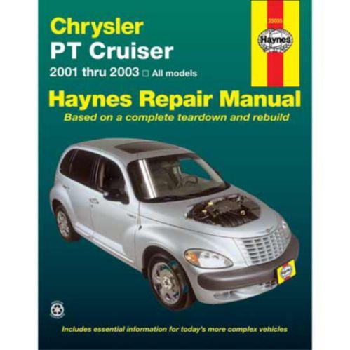 Haynes Automotive Manual, 25035