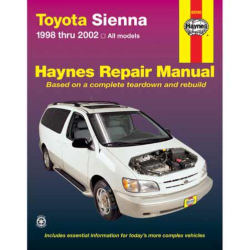Haynes Automotive Manual, 92090