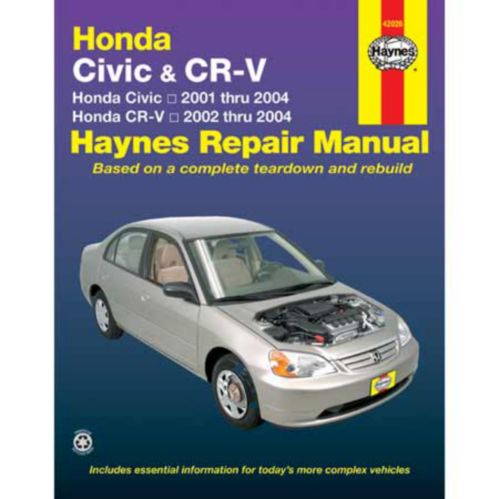 Haynes Automotive Manual, 42026 Product image