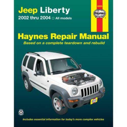 Manuel automobile Haynes, 50035