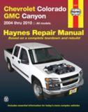 Haynes Chevrolet Colorado Repair Manual, 24027, 2004-2012 | Haynes | Canadian Tire