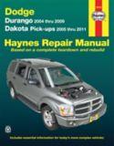 Manuel de réparation Haynes, Dodge Durango 2004-2006 et camionnette Dakota, 30023, 2005-2006 | Haynes | Canadian Tire