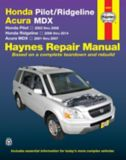 Haynes Honda Pilot Repair Manual, 42037, 2003-2007 | Haynesnull