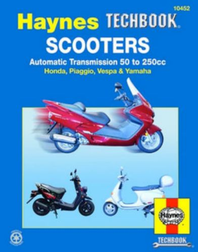 Manuel Haynes pour scooter