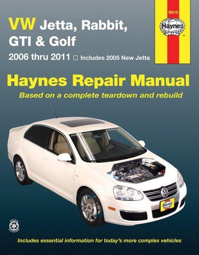 Manuel de réparation Haynes, Volkswagen, 2005-2011