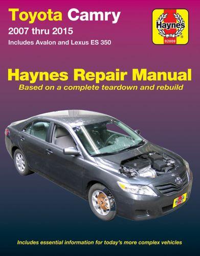 Haynes Automotive Manual, 92009