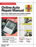 Haynes Automotive Manual Access Card, EAC56 | Haynes | Canadian Tire