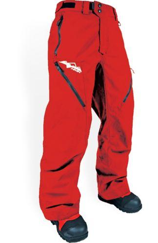 HMK Hustler Snow Pants, Red