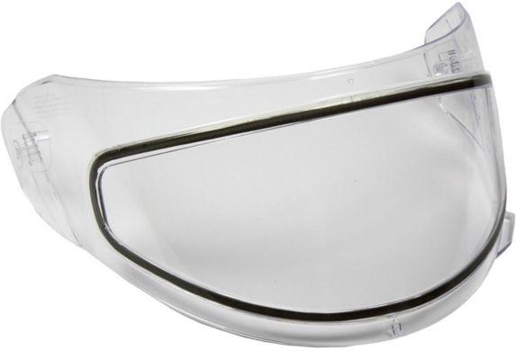 Fulmer Dual Lens Shield for Cruz Powersport Helmet, Clear