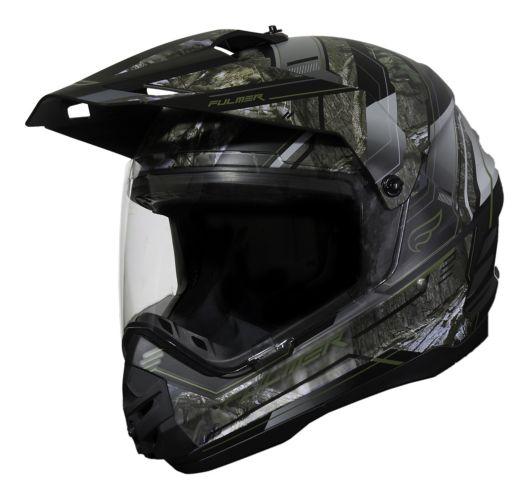 Fulmer Static Helmet, Mossy Oak