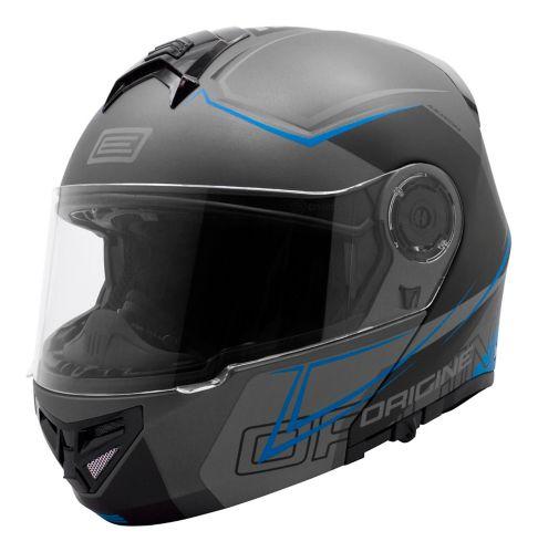 Origine Aerion ModularSnowmobile Helmet, Blue Product image