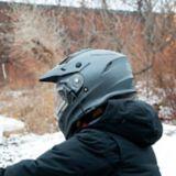 Casque à motoneige Origine Venator avec visière électrique | Originenull