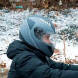 Origine Galica Snowmobile Helmet, Grey | Originenull