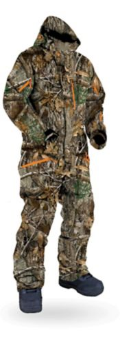 HMK Tundra Float Assist Snowmobile One-Piece Suit, Camo