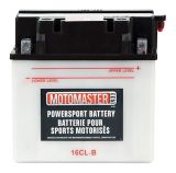 MotoMaster Powersports Battery, 16CL-B | MotoMaster | Canadian Tire