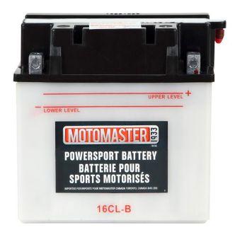 sprzedaje gorąca wyprzedaż sklep w Wielkiej Brytanii MotoMaster Powersports Battery, 16CL-B   Canadian Tire
