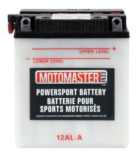 Batterie MOTOMASTER pour véhicules de sports motorisés, 12AL-A