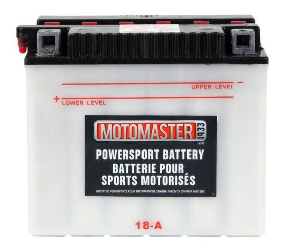 Batterie MOTOMASTER pour véhicules de sports motorisés, 18-A