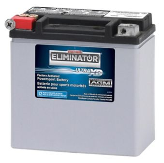 MotoMaster Eliminator Ultra XD Factory Activated Powersports