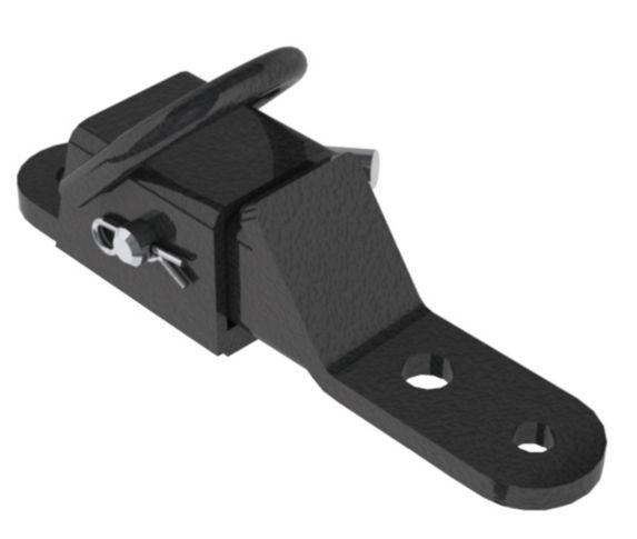 Reese Bolt-On ATV Receiver Hitch