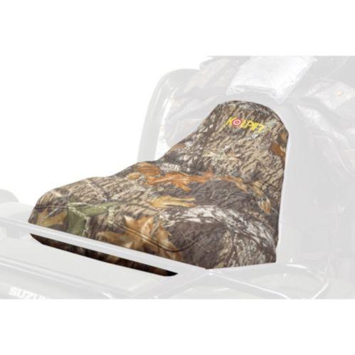 Couvre-selle pour VTT en gel, motif camouflage
