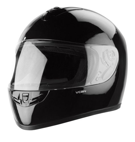 VCAN Rush Full-Face Helmet