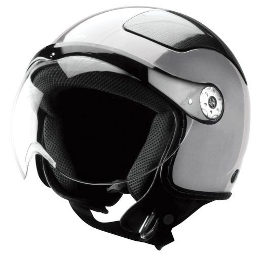 VCAN Milano European Classic Half-Face City Helmet