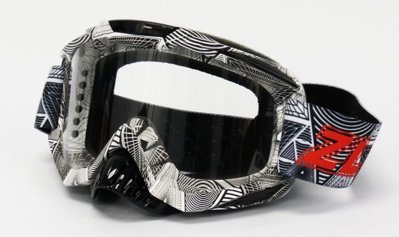 Adult Off-Road Deluxe Goggles