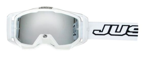 Just1 Powersport Goggles, White