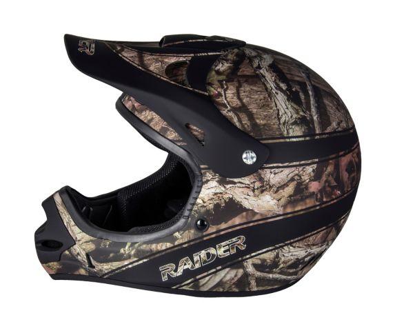 Raider Ambush Mossy Oak Helmet