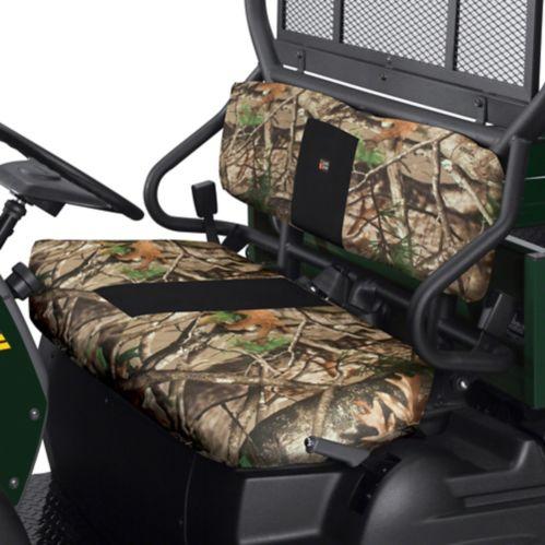 Classic Accessories UTV Bench Seat Cover Set, Kawasaki Mule 4000 4010, Vista