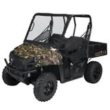 Classic Accessories UTV Front Windshield, Yamaha Rhino, Black | Classic Accessories | Canadian Tire