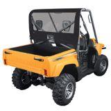 Classic Accessories UTV Rear Windshield, Kawasaki Teryx 750 F1, Black   Classic Accessories   Canadian Tire