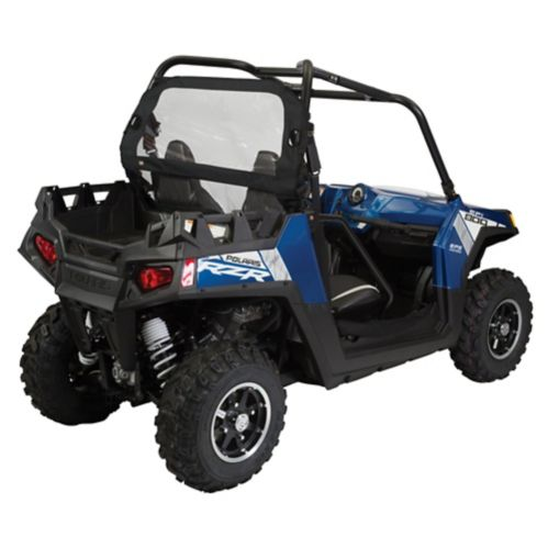 Classic Accessories UTV Rear Windshield, Polaris RZR 570 900, Black