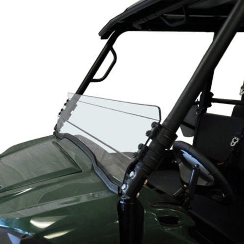 Pare-brise inclinable enduit Kolpin, Kawasaki Mule Pro FXT