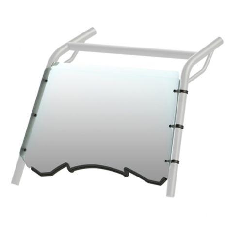 Kolpin Uncoated Full Fixed Windshield, Can-Am Maverick Product image