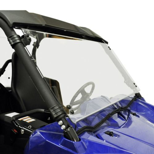 Kolpin Hard Coated Full Tilt Windshield, Yamaha Wolverine