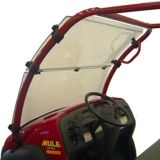 Kolpin Hard Coated Full Tilt Windshield, Kawasaki Mule600/610 | Kolpinnull