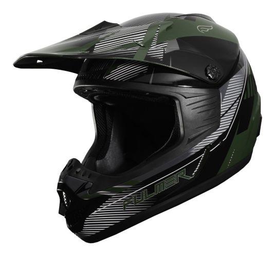 Fulmer Edge Helmet, Dark Green