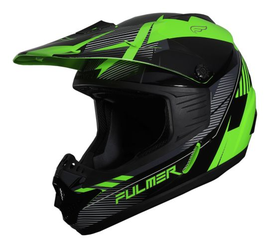 Fulmer Edge Helmet, Green
