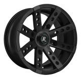 Remington Buckshot Series ATV/UTV Wheel, Satin Black | Remington | Canadian Tire