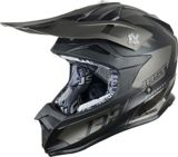 Just1 Pro Kick Titanium Off-Road Dirt Bike MX Helmet, Black | Just1 Racingnull