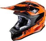 Casque pour moto tout-terrain et motocross Just1 Pro Kick, orange | Just1 Racing | Canadian Tire