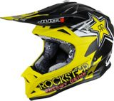 Just1 Pro Kick Rockstar Off-Road Dirt Bike MX Helmet | Just1 Racing | Canadian Tire