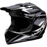 Raider GX3 Youth MX Helmet, Grey | Raider Powersports | Canadian Tire
