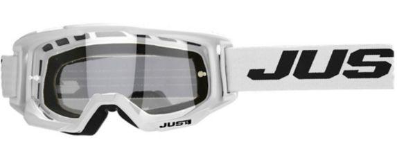 Just1 Vitro Powersports Goggles, White