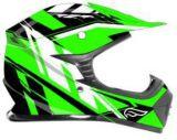 Fulmer FJ1 Youth Powersport Helmet, Green | Fulmer | Canadian Tire